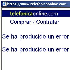 Zona ADSL - WiFi. Error.